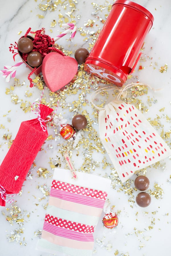 Valentine'S Day Gift Ideas  DIY Gift Wrap Ideas for Valentine s Day Candy
