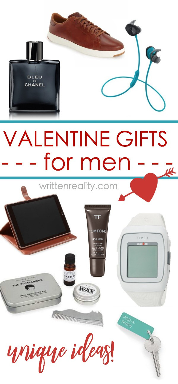 Valentines Gift For Guys Ideas  Unique Valentine Gifts Men Will LOVE This Year 2018