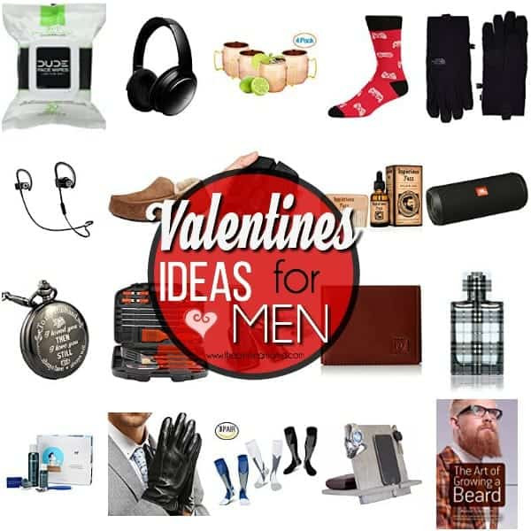 Valentines Gift For Guys Ideas  Valentines Gifts for your Husband or the Man in Your Life