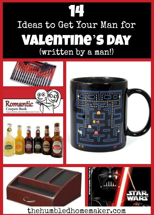 Valentines Gift For Guys Ideas  14 Valentine s Day Gift Ideas for Men