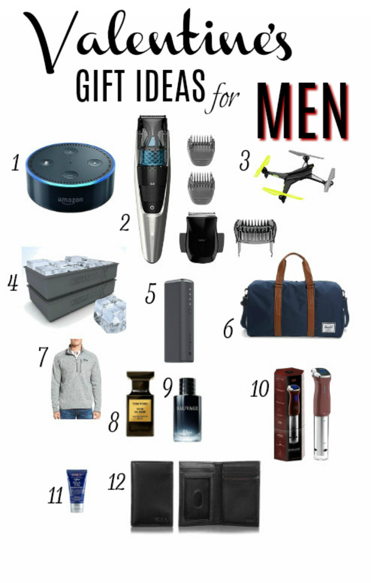 Valentines Gift Ideas For Guys  Valentine s Day Gift Ideas For Men Decor Gold Designs