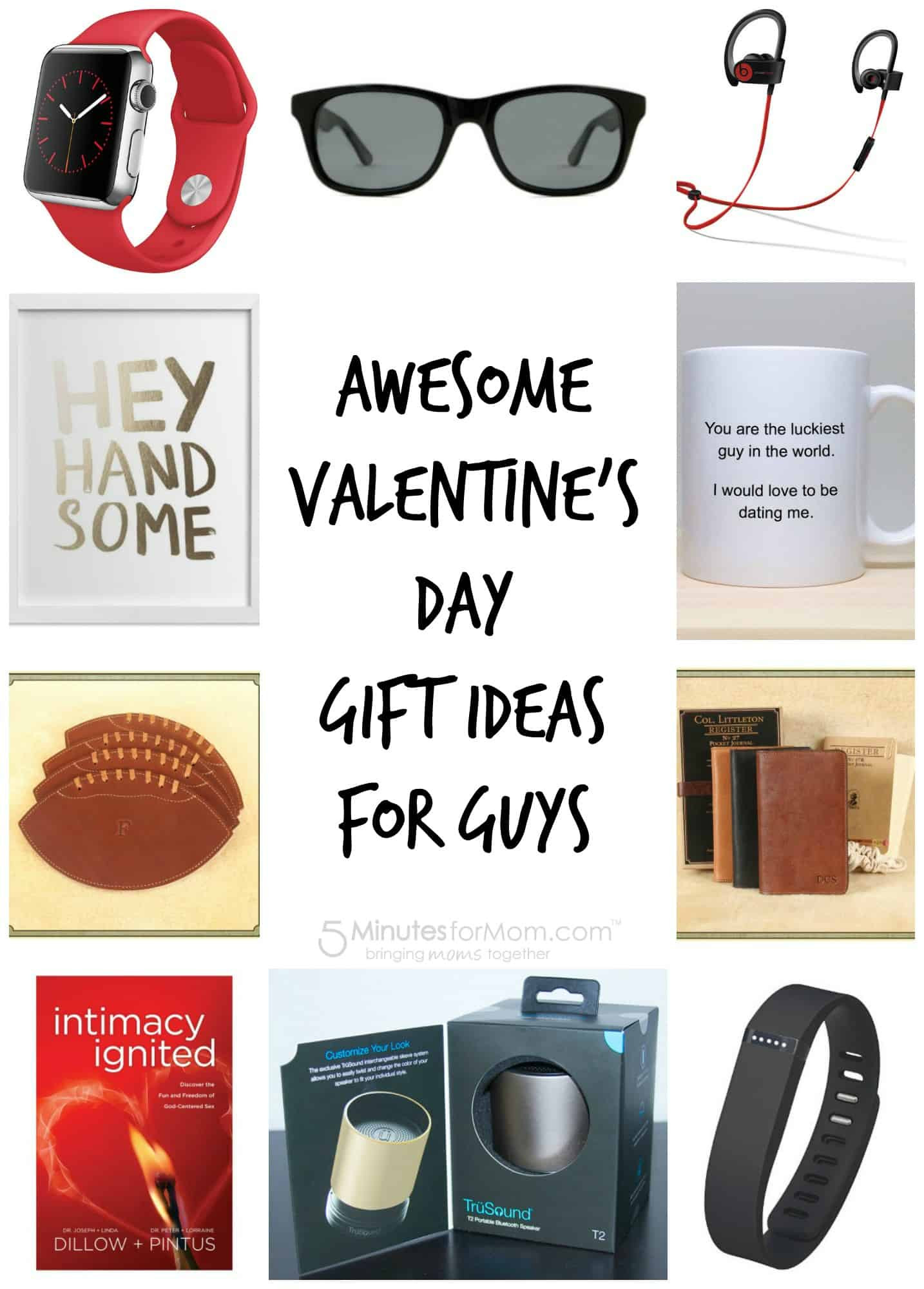Valentines Gift Ideas For Guys  Valentine s Day Gift Guide for Men