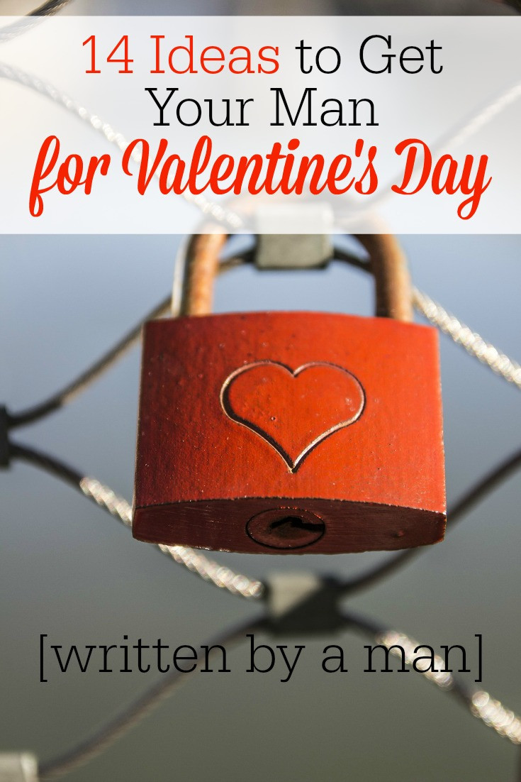 Valentines Gift Ideas For Guys  14 Valentine s Day Gift Ideas for Men