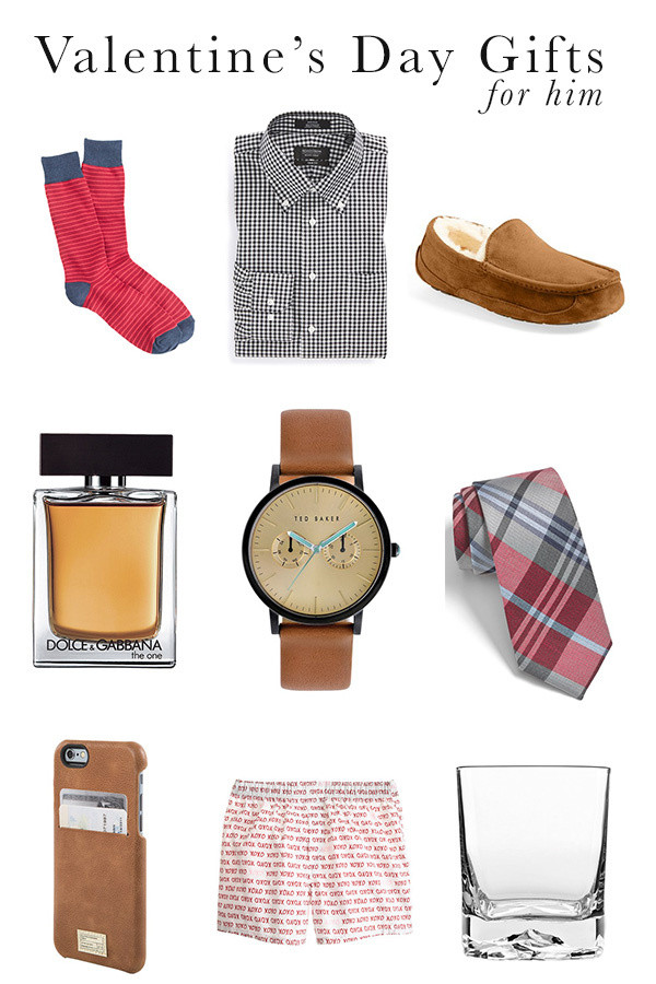 Valentines Gift Ideas For Guys  WHAT TO GET HIM FOR VALENTINES DAY – BLUE COFFEE