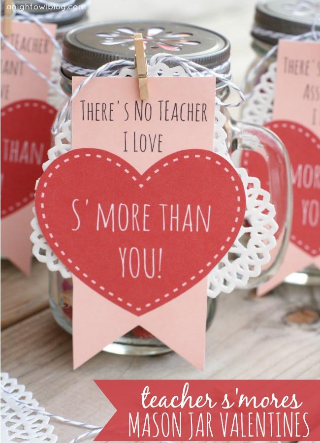 Valentines Gift Ideas For Teachers  teacher ts