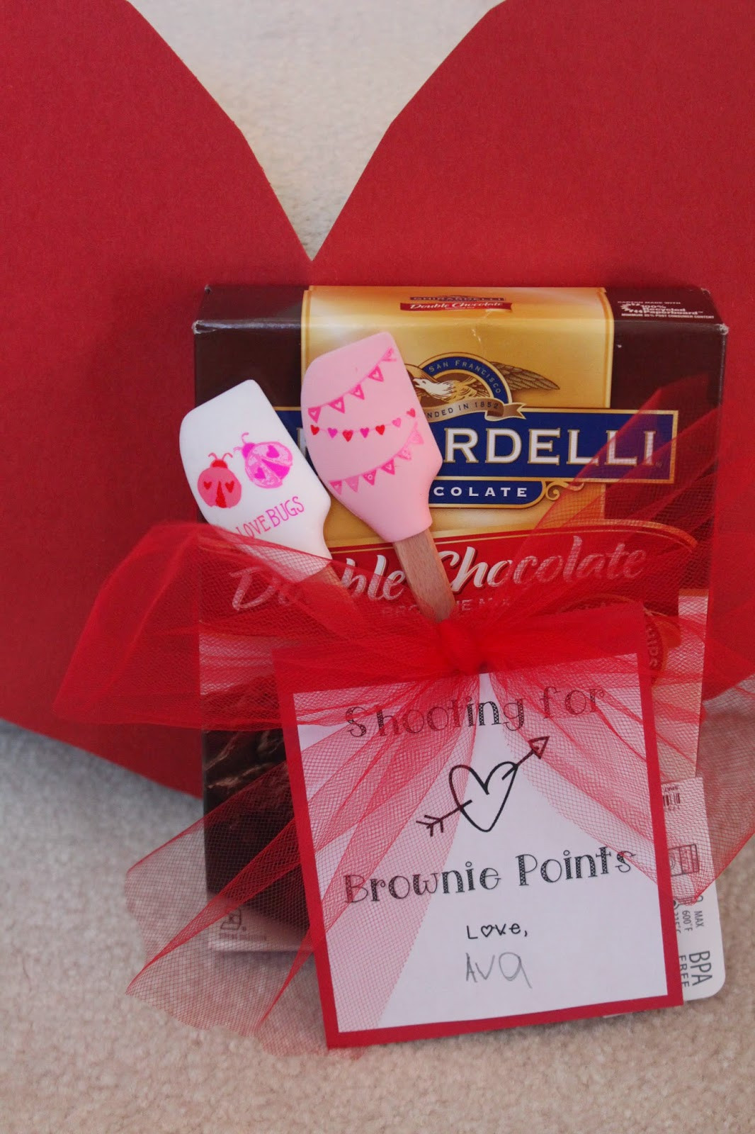 Valentines Gift Ideas For Teachers  Keeping up with the Kiddos Valentine s Day Gift for Teachers