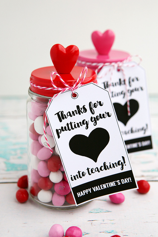 Valentines Gift Ideas For Teachers  Valentine s Day Gifts For Teachers Eighteen25