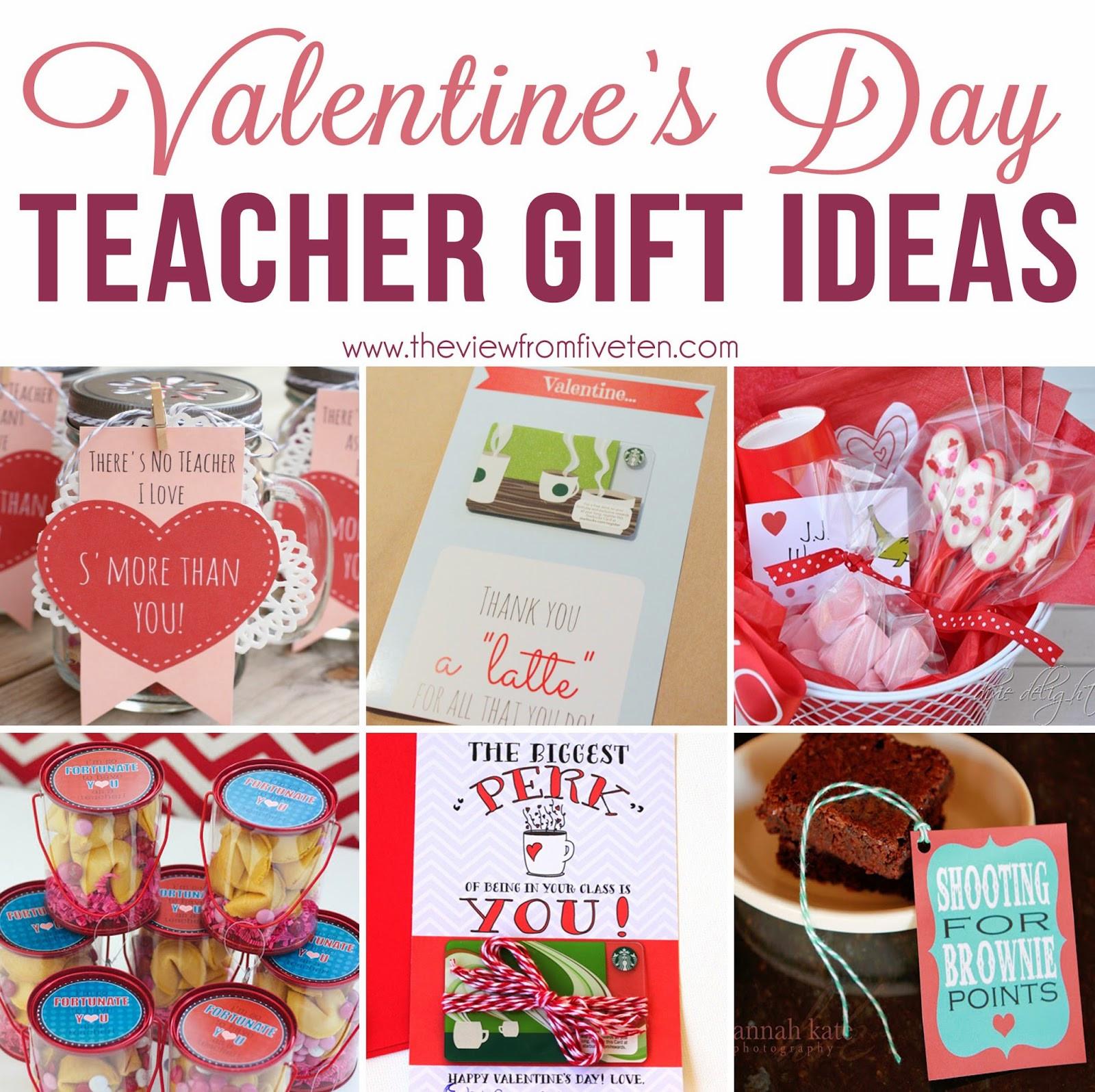 Valentines Gift Ideas For Teachers  Best Valentine s Day Gifts Ideas for Teachers 2019 A Bud