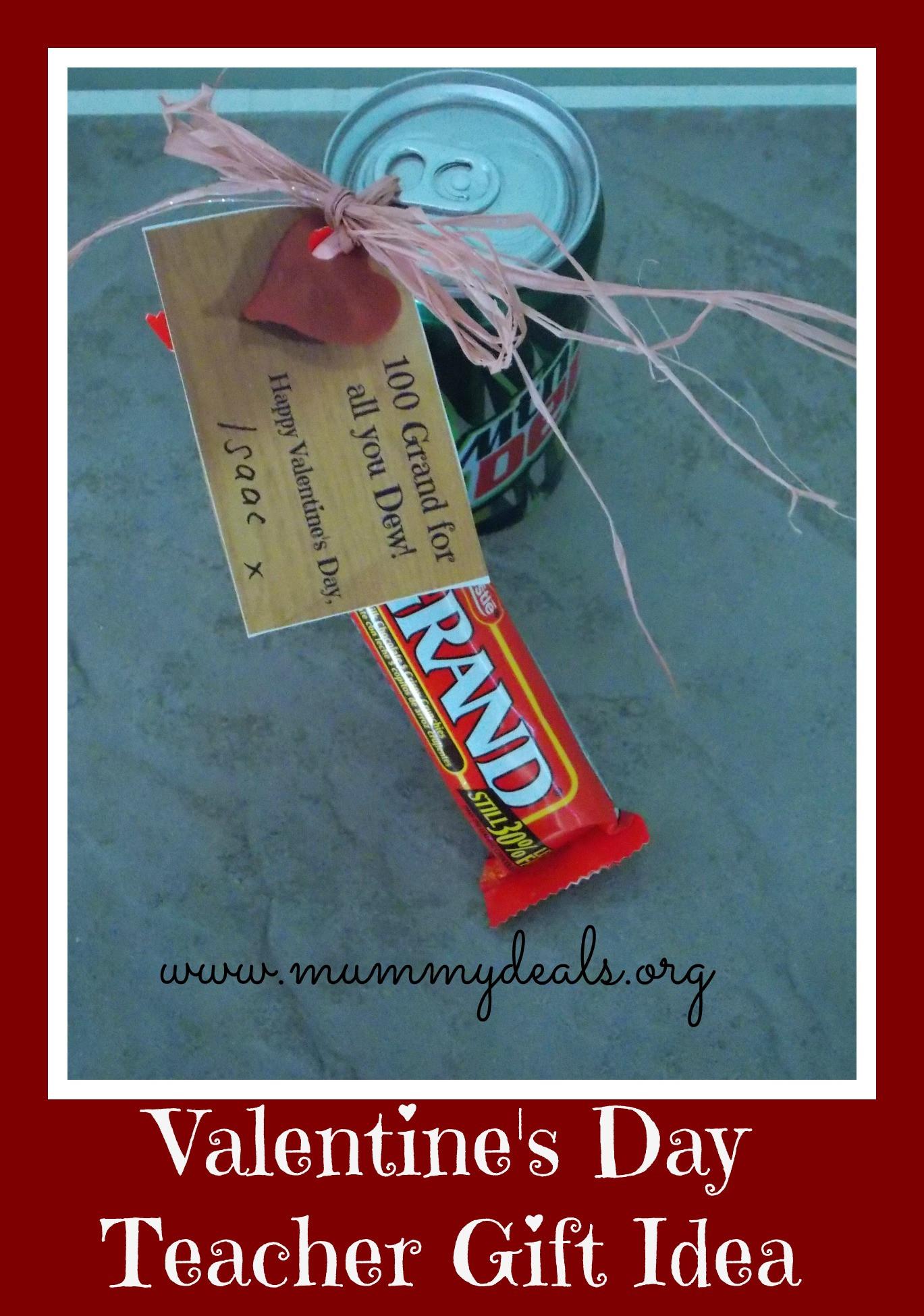 Valentines Gift Ideas For Teachers  6 Valentine s Day Teacher Gift Ideas Mummy Deals