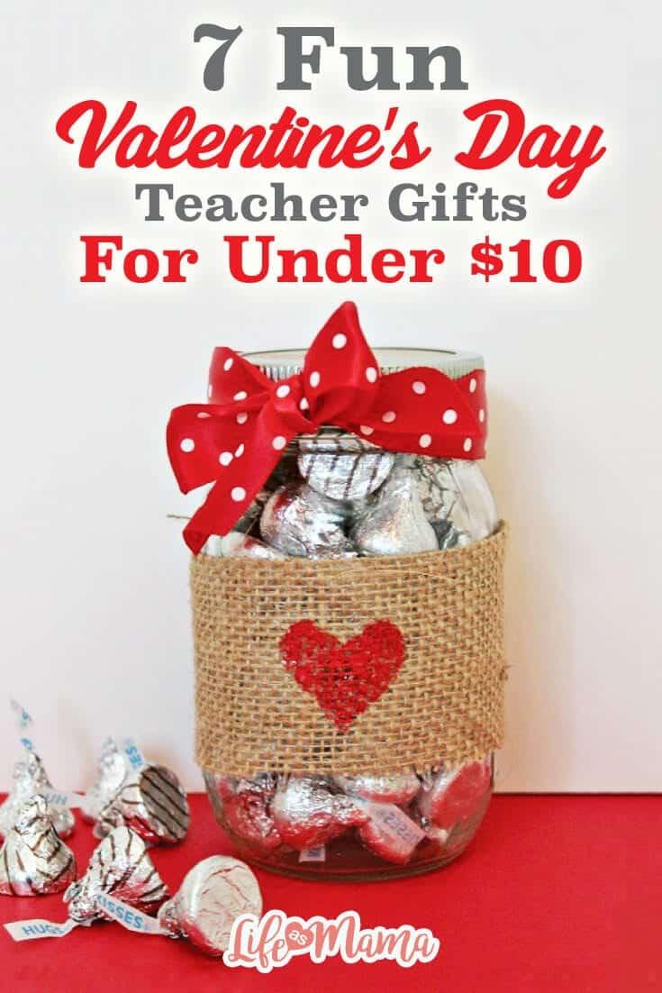 Valentines Gift Ideas For Teachers  7 Fun Valentine s Day Teacher Gifts For Under $10