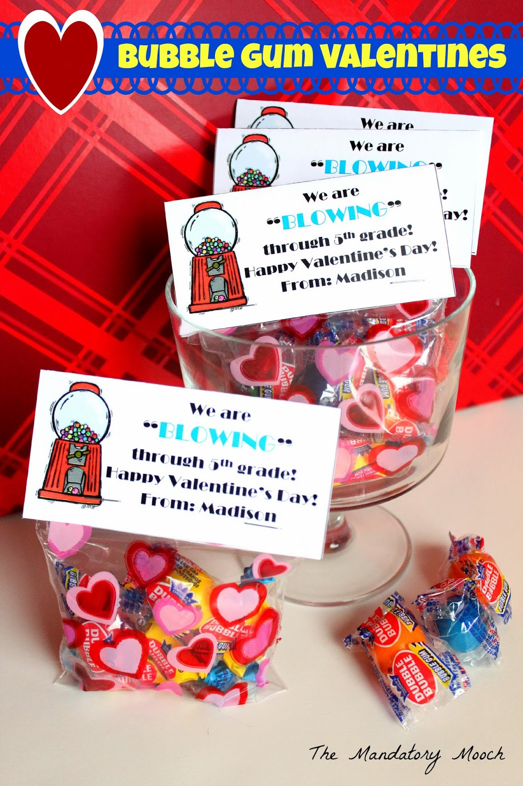 Valentines Gift Ideas For Toddlers  Handmade Valentines for Kids The 36th AVENUE