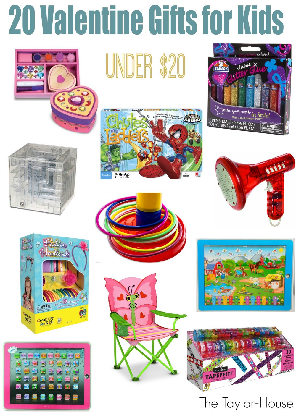 Valentines Gift Ideas For Toddlers  Valentine Gift Ideas for Kids