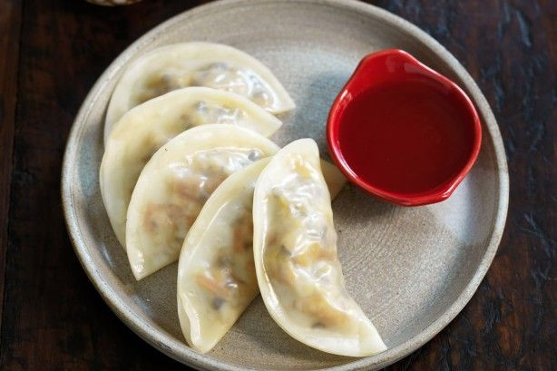 Vegetarian Chinese Dumplings Recipe  Ve arian dumplings