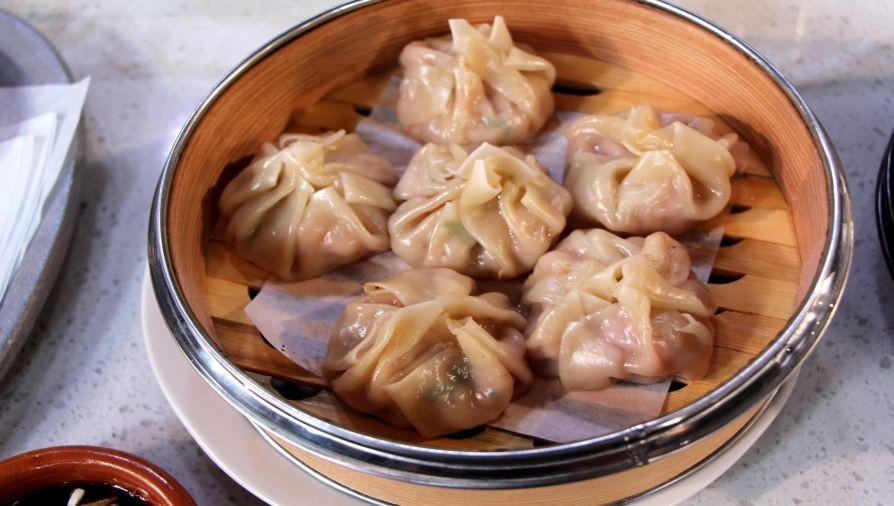 Vegetarian Chinese Dumplings Recipe  If you like Chinese dumplings this ve arian dumpling