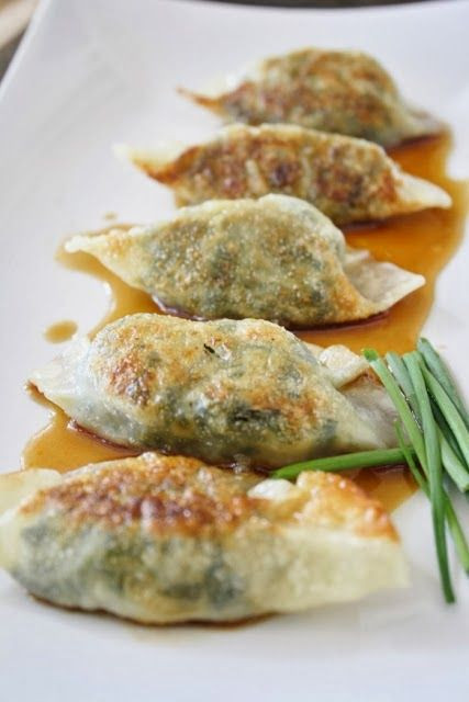Vegetarian Chinese Dumplings Recipe  Ve arian Dumplings recipe