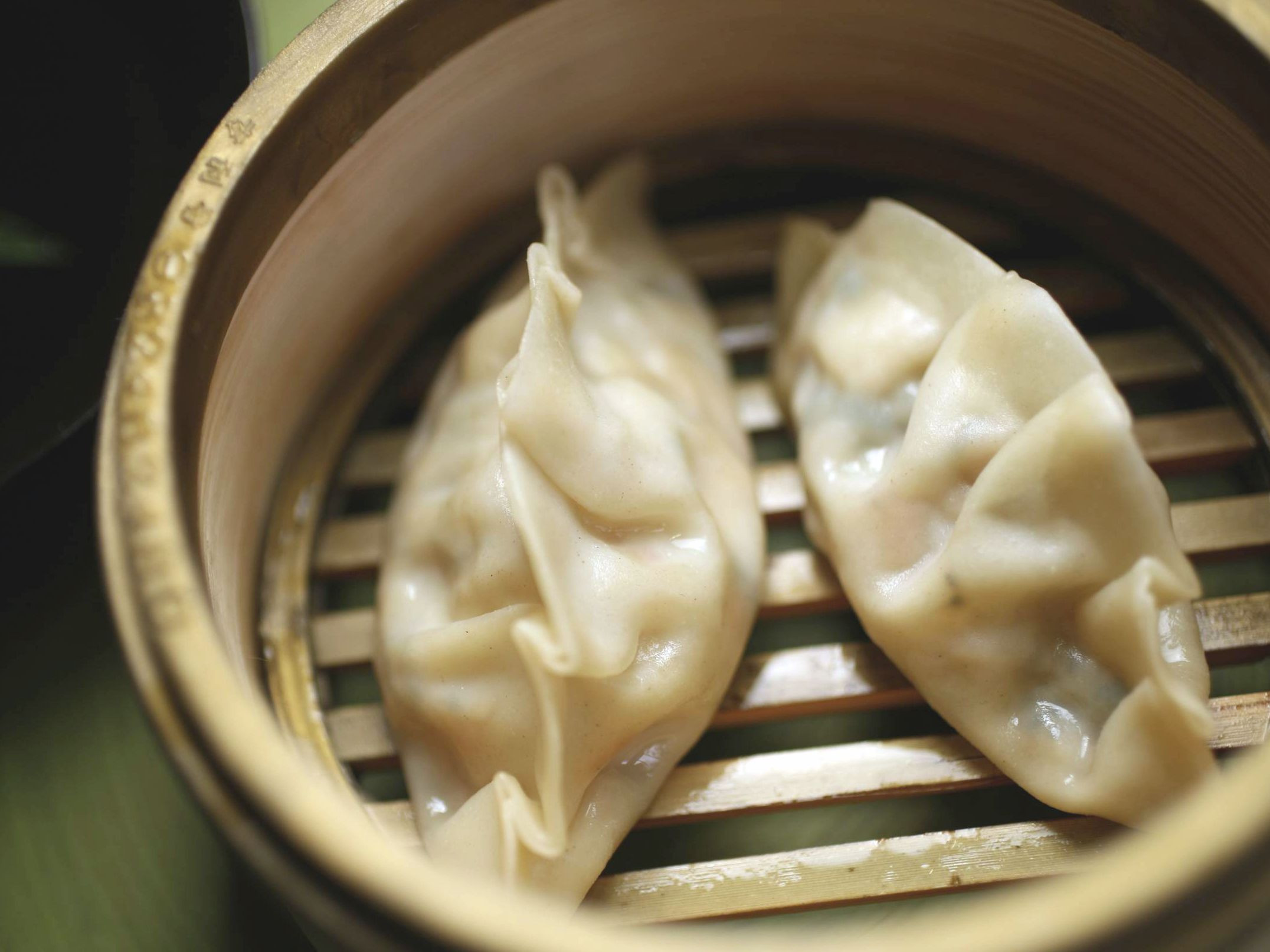 Vegetarian Chinese Dumplings Recipe  Ve arian Steamed Dumplings Recipe