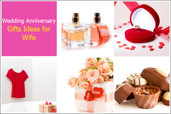 Wedding Anniversary Gift Ideas For Wife  Wedding Anniversary Gift Ideas