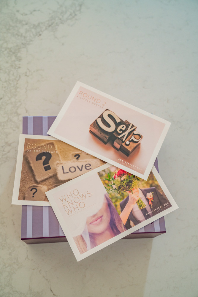 Wedding Anniversary Gift Ideas For Wife  The Anniversary Box Anniversary t ideas – Wedding