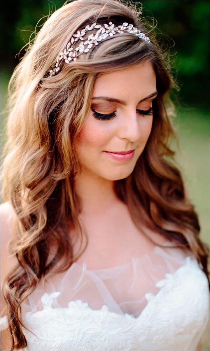 Wedding Bridal Hairstyles  Bridal Hairstyles For Medium Hair 32 Looks Trending This