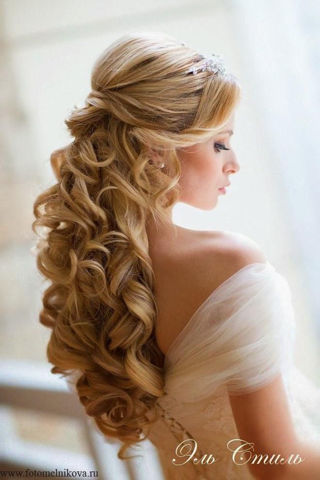 Wedding Bridal Hairstyles  Luxurious Wedding Hairstyles