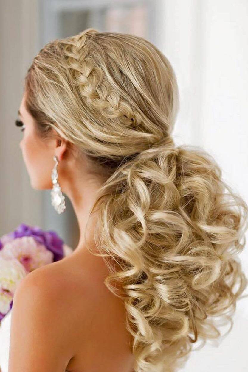 Wedding Bridal Hairstyles  31 Drop Dead Wedding Hairstyles for all Brides