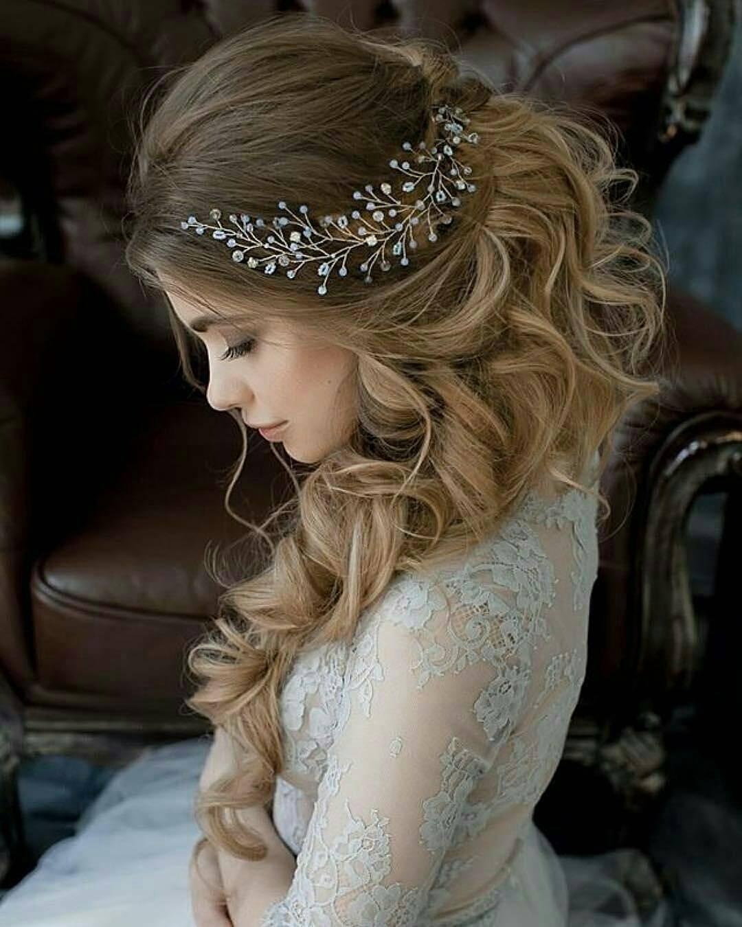 Wedding Bridal Hairstyles  10 Lavish Wedding Hairstyles for Long Hair Wedding