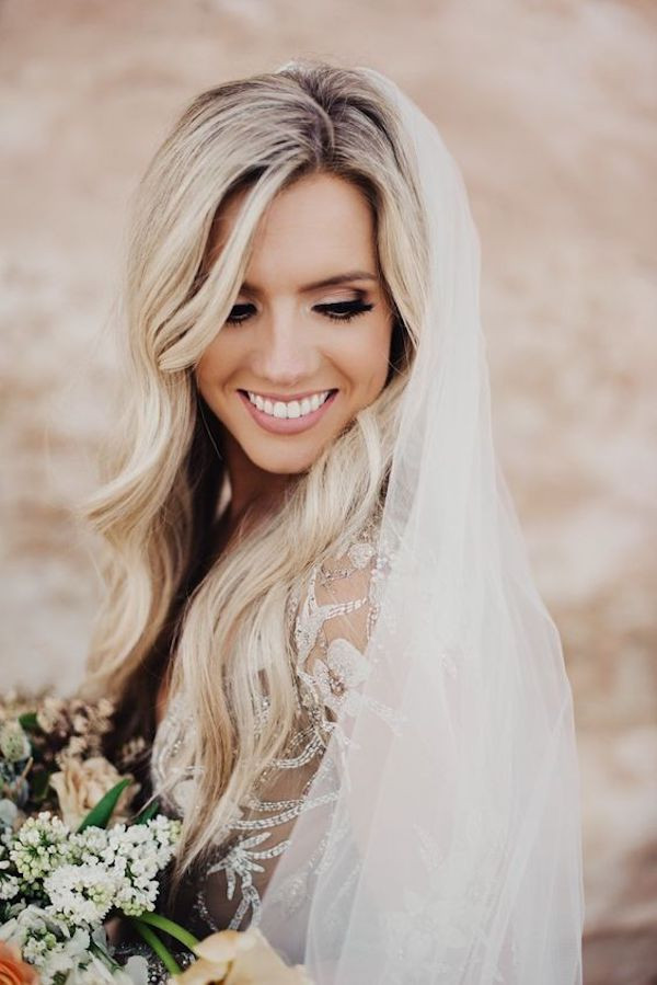 Wedding Hair Styles With Veil  Top 8 wedding hairstyles for bridal veils
