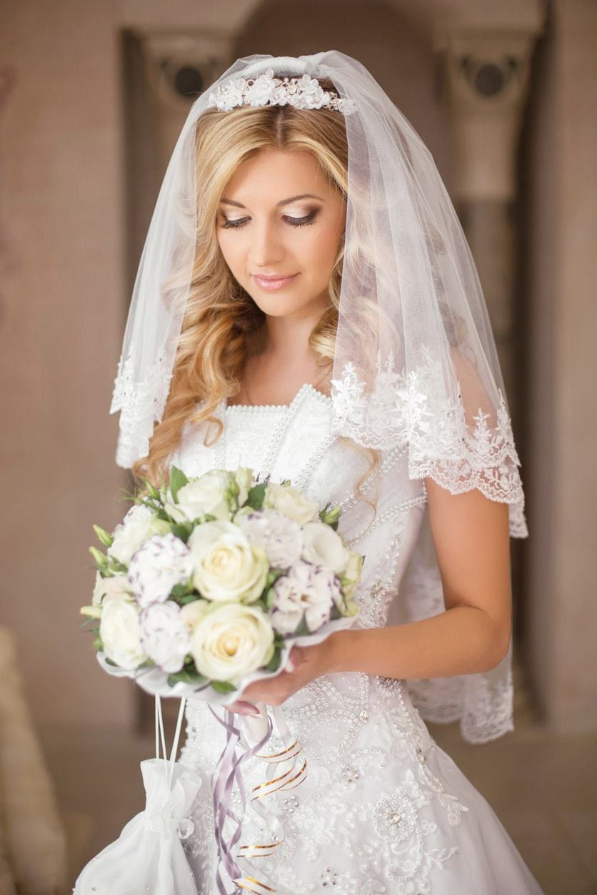 Wedding Hair Styles With Veil  12 Wedding Hairstyles With Veil Ideas to Inspire You