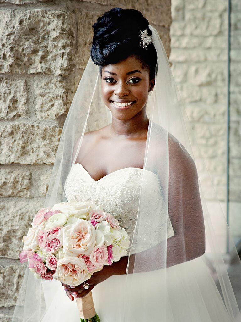 Wedding Hair Styles With Veil  20 Wedding Hairstyles for Long Hair With Veils