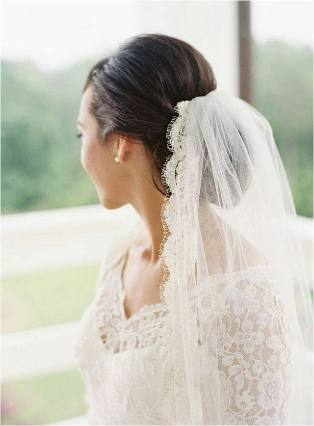 Wedding Hair Styles With Veil  63 Perfect Hairdo Ideas for a Flawless Wedding Hairstyle