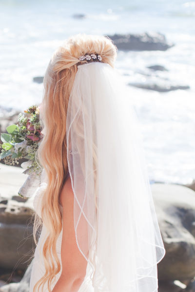 Wedding Hair Styles With Veil  How to Wear a Veil With Every Wedding Hairstyle WeddingWire