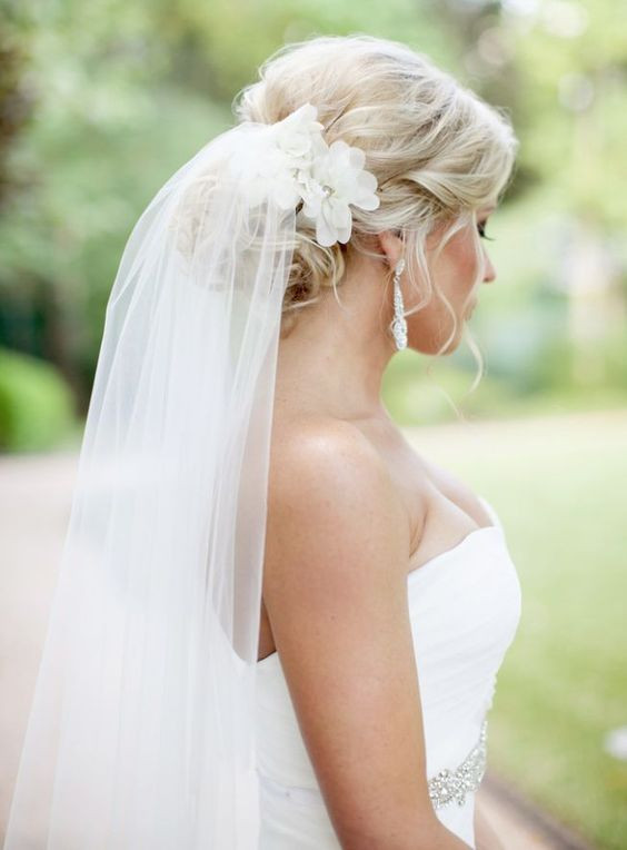 Wedding Hair Styles With Veil  How To Get Wedding Hair That Lasts All Day