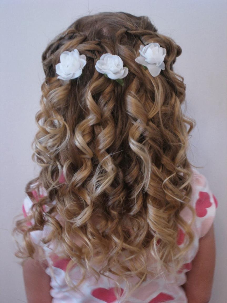 Wedding Hairstyles For Children  60 Wedding & Bridal Hairstyle Ideas Trends & Inspiration