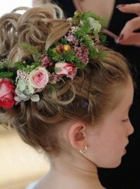 Wedding Hairstyles For Children  Wedding hair styles for kids