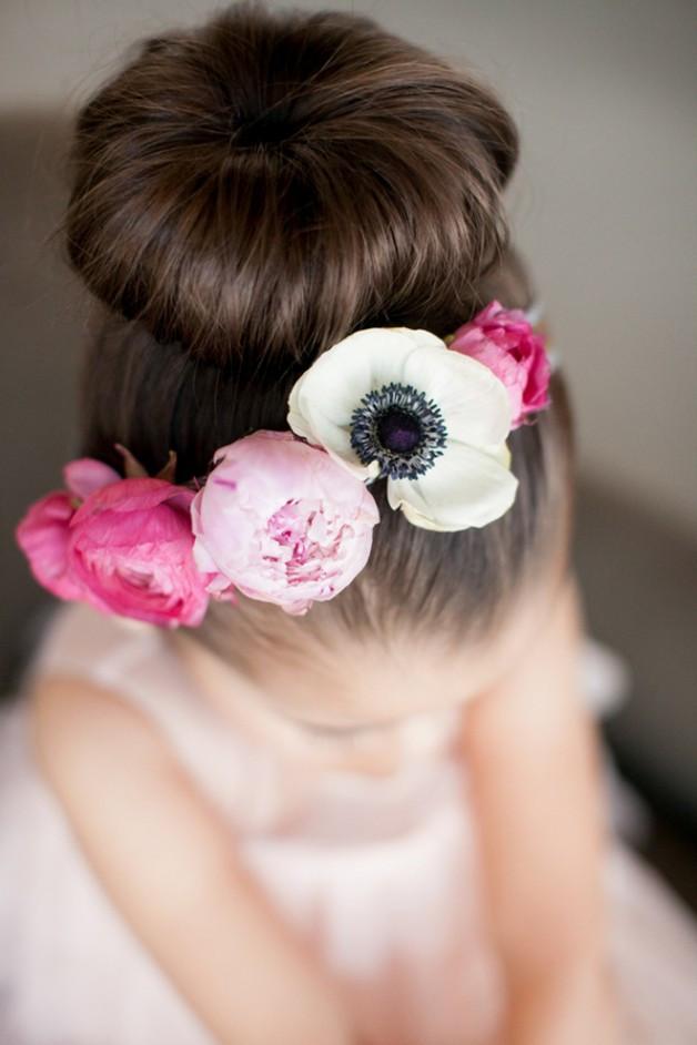 Wedding Hairstyles For Children  Wedding Hairstyles Children