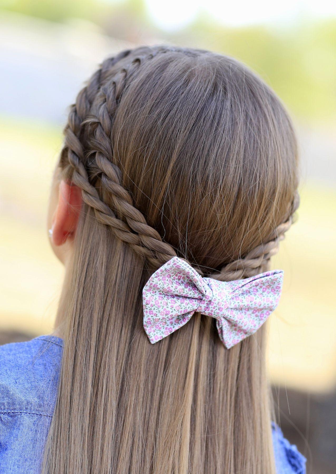 Wedding Hairstyles For Children  Cute Wedding Hairstyles For Kids