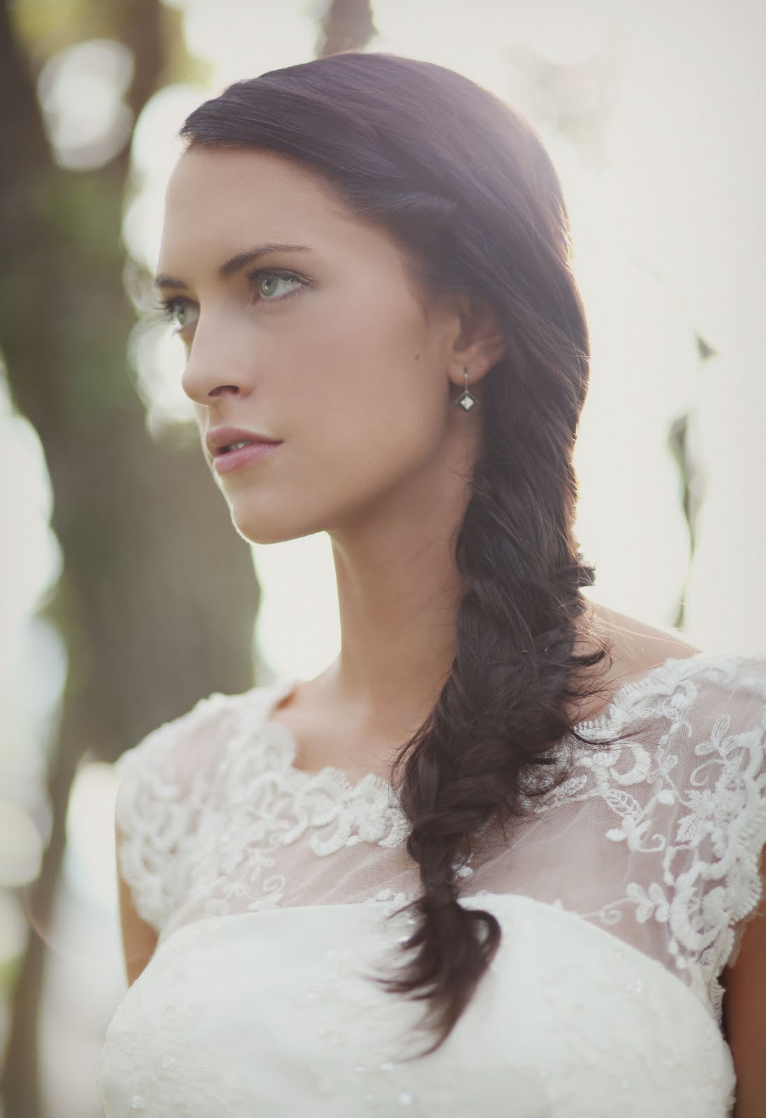 Wedding Hairstyles With Braids For Long Hair  10 Bridal Hairstyle Ideas for Fine Hair Hair World Magazine