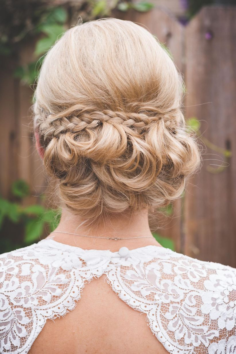 Wedding Hairstyles With Braids For Long Hair  10 Wedding Hairstyles for Long Hair You ll Def Want to