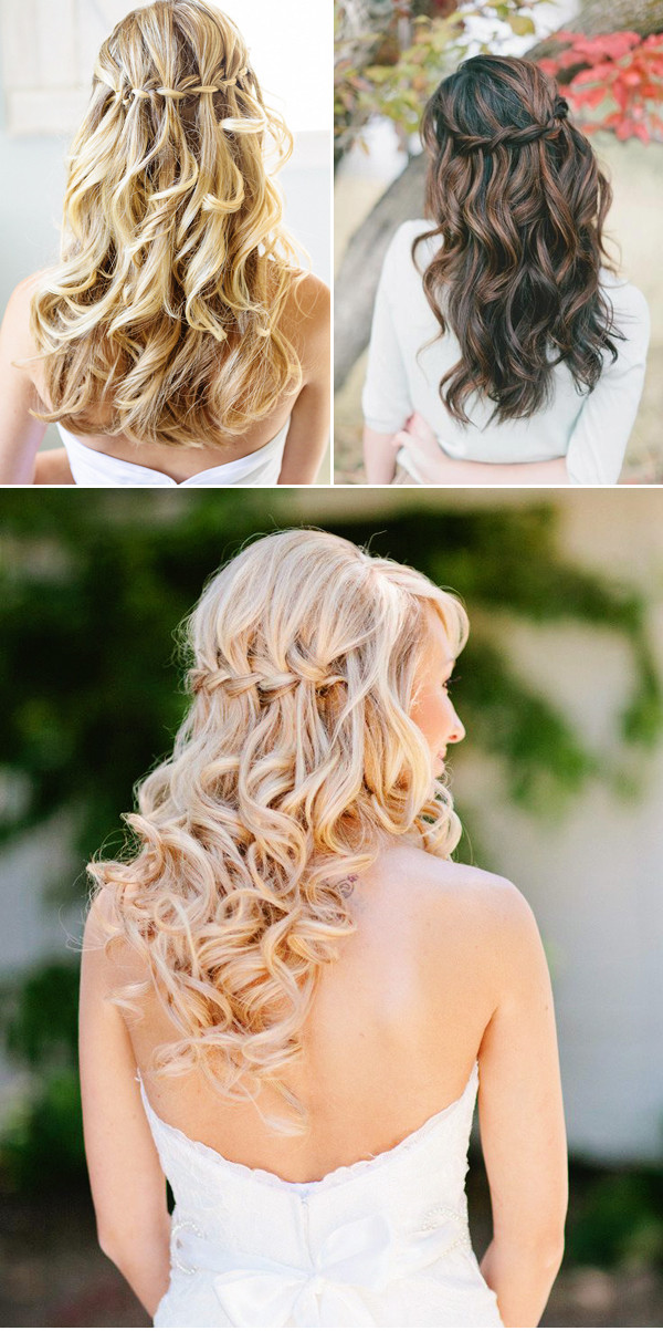 Wedding Hairstyles With Braids For Long Hair  21 Wedding Hairstyles for Long Hair More