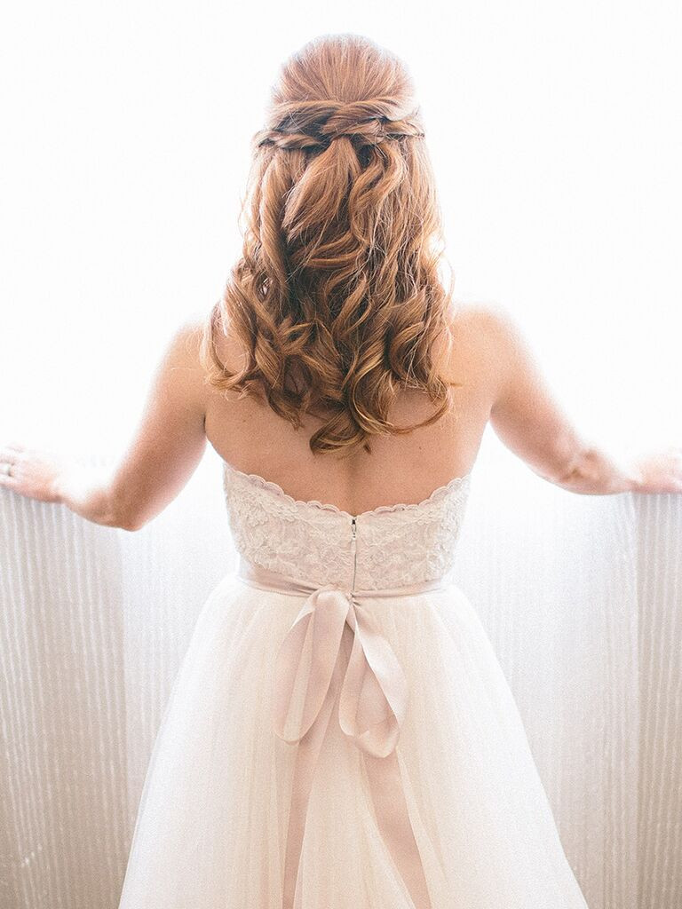 Wedding Hairstyles With Braids For Long Hair  15 Braided Wedding Hairstyles for Long Hair