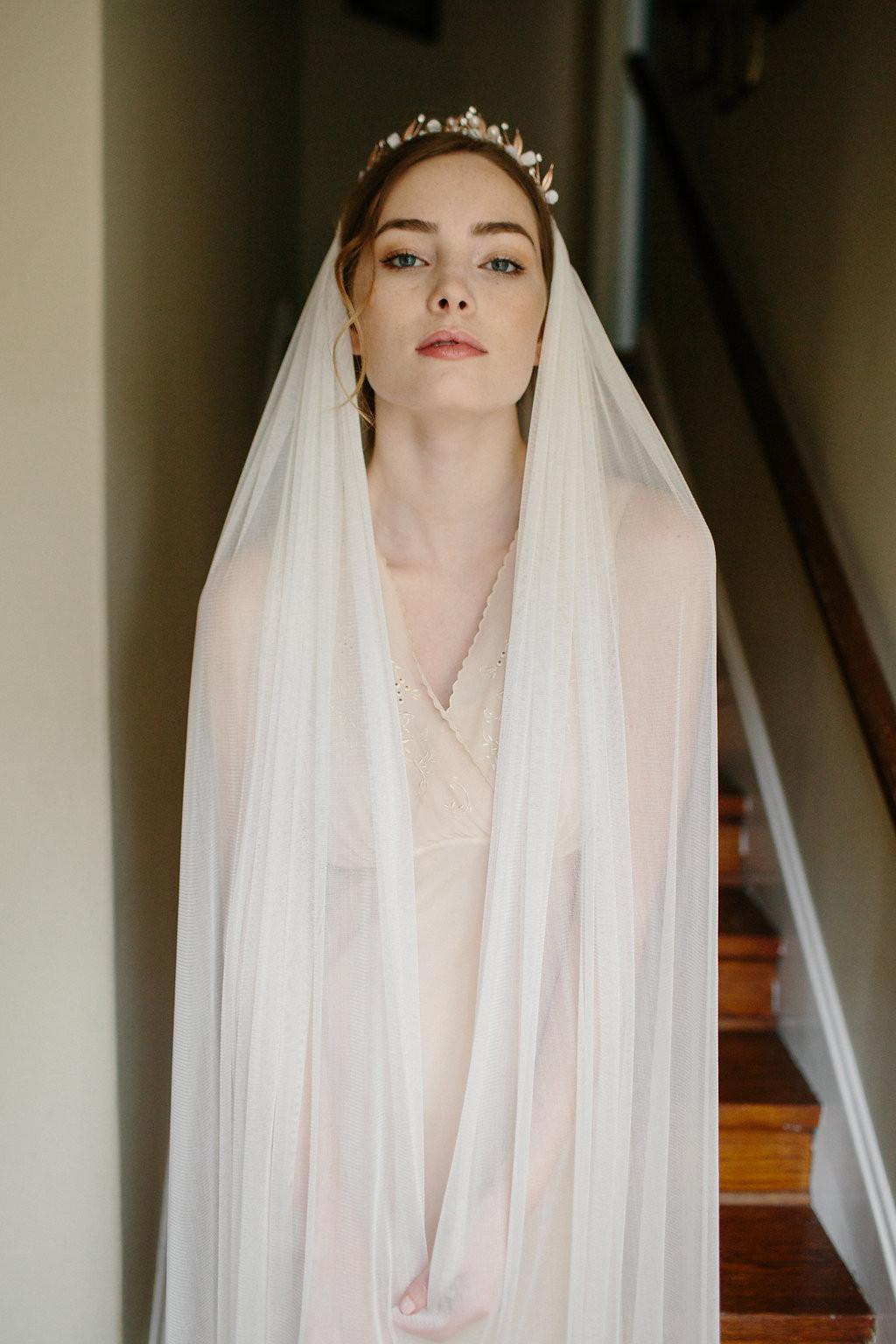 Wedding Veil With Tiara  wedding accessories bridal headpieces wedding tiaras