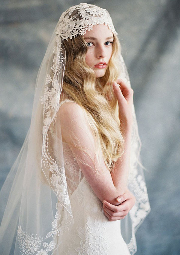 Wedding Veils History  Unveiling the Wedding Veil – History Guide and Styles