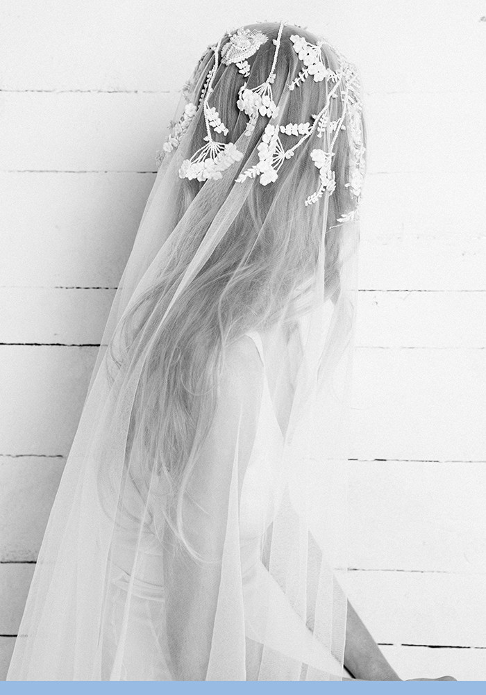Wedding Veils History  A History of Wedding Veils Styles and trends through the