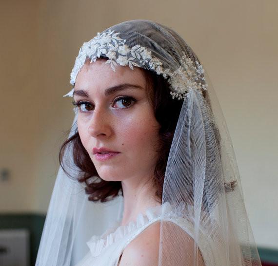 Wedding Veils History  The history of wedding veils