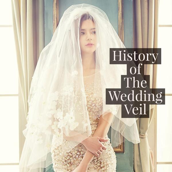 Wedding Veils History  History of the Wedding Veil ZVEIL