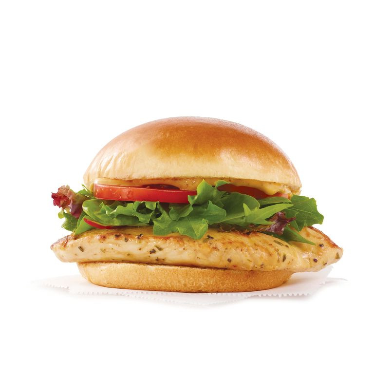 Wendys Chicken Sandwiches  The 9 Healthiest Wendy s Menu Items Nutrition And Calories