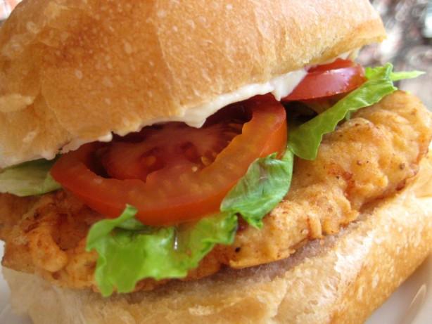 Wendys Chicken Sandwiches  Wendys Spicy Chicken Fillet Sandwich By Todd Wilbur Recipe