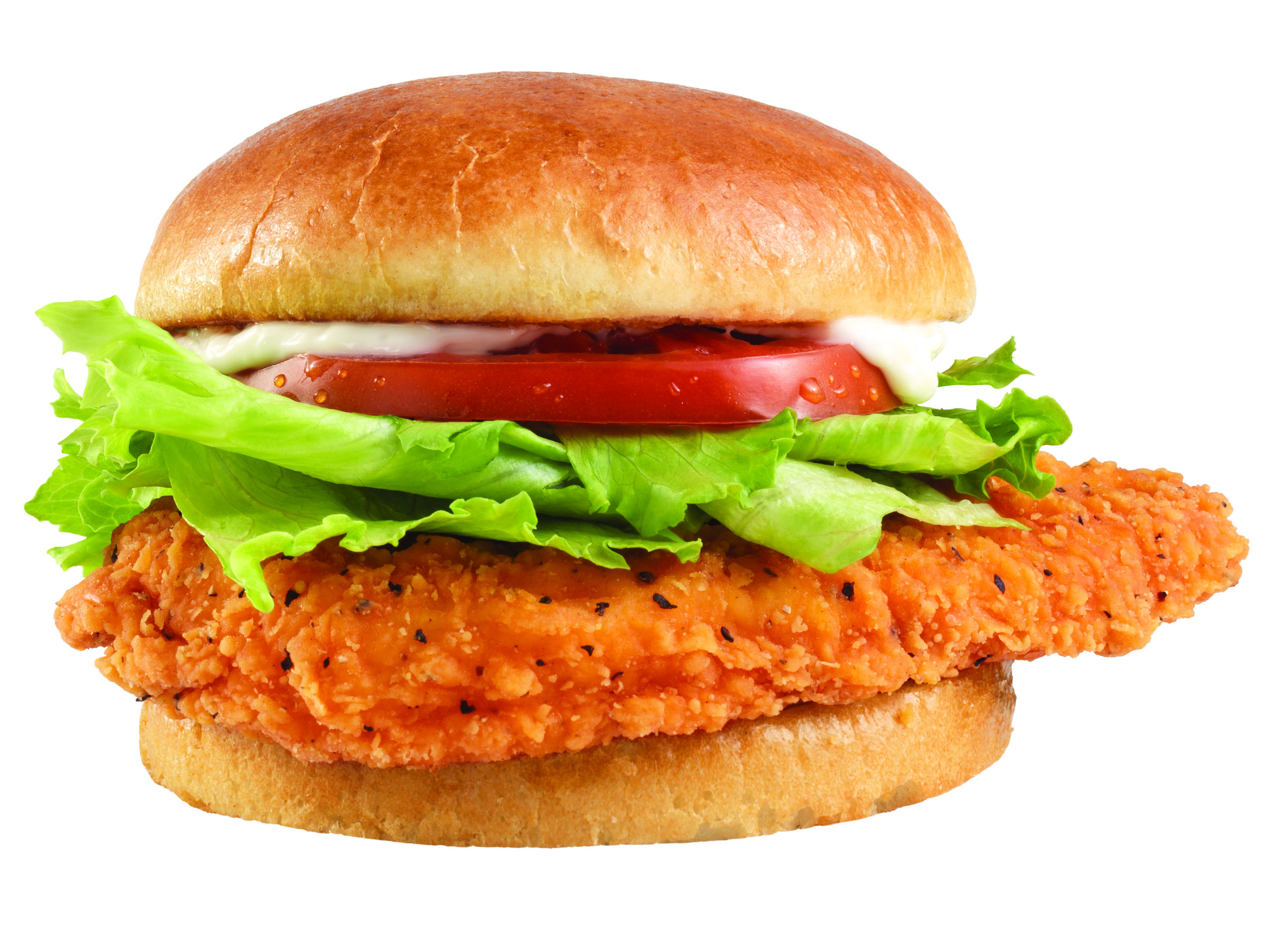 Wendys Chicken Sandwiches  Wendy s is reducing the size of its chickens to improve