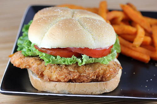 Wendys Chicken Sandwiches  Copycat Wendys Spicy Chicken Sandwich Recipe
