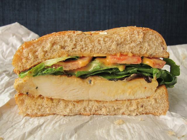 Wendys Chicken Sandwiches  Review Wendy s New Grilled Chicken Sandwich